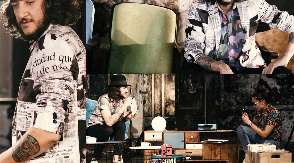 Front Row - De Contrabando - Daniel Adum - Chanchocracia - LitroxMate