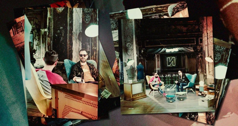 Front Row - De Contrabando - Kevin Johansen