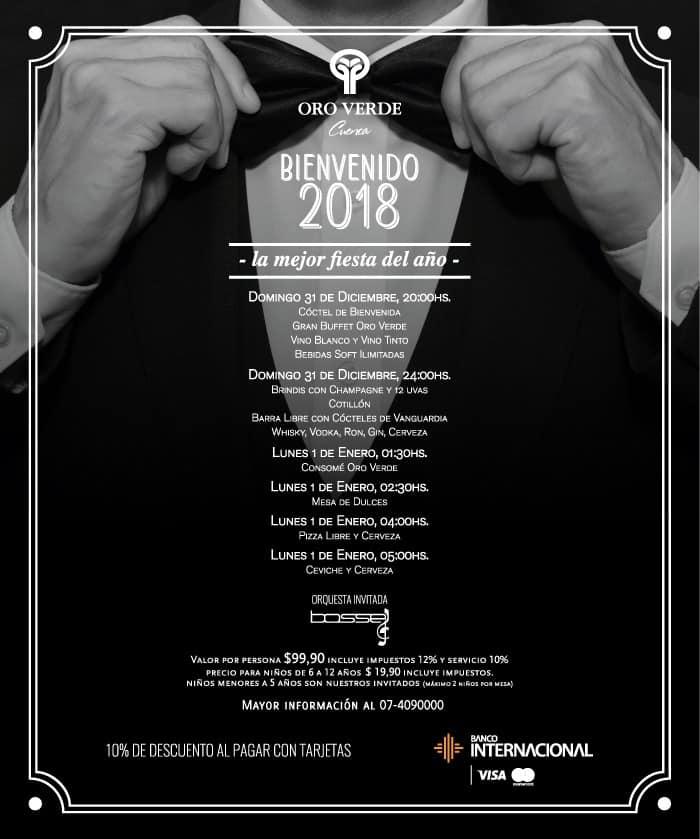 Front-Row-Fiesta-año-nuevo-2018-Oro-Verde-Cuenca.