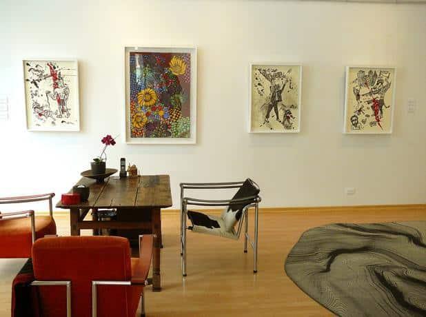 Front Row - Galerías de arte Quito - Ileana Viteri Galería de Arte