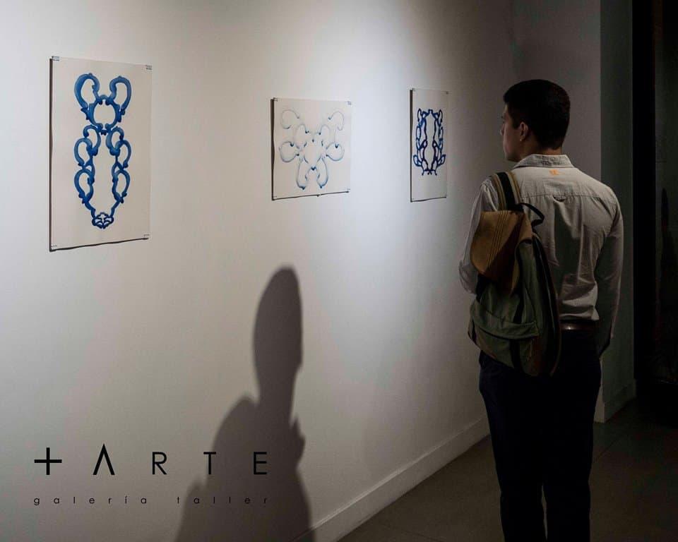Front Row - Galerías de arte Quito - Más arte galería